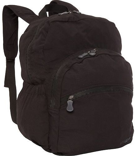 SECRET DEAL - Litegear City Pack Backpack With RFID Blocking - Black - RFID Blocking Means It Protects Your Credit Cards Etc from Being Electronically Scanned By Thieves - Currently $30 At Walmart! - Also Available with a Bunch of Mystery Goodies Added to