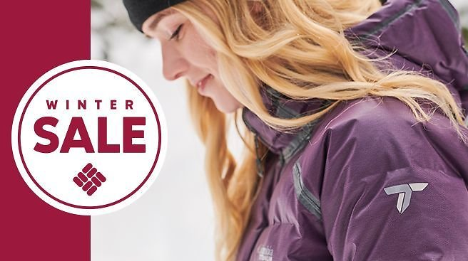 Up To 60% off Columbia Winter Apparel Sale