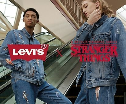 Get Up to 75% Off Premium Warehouse Event Sale | Levi's® US