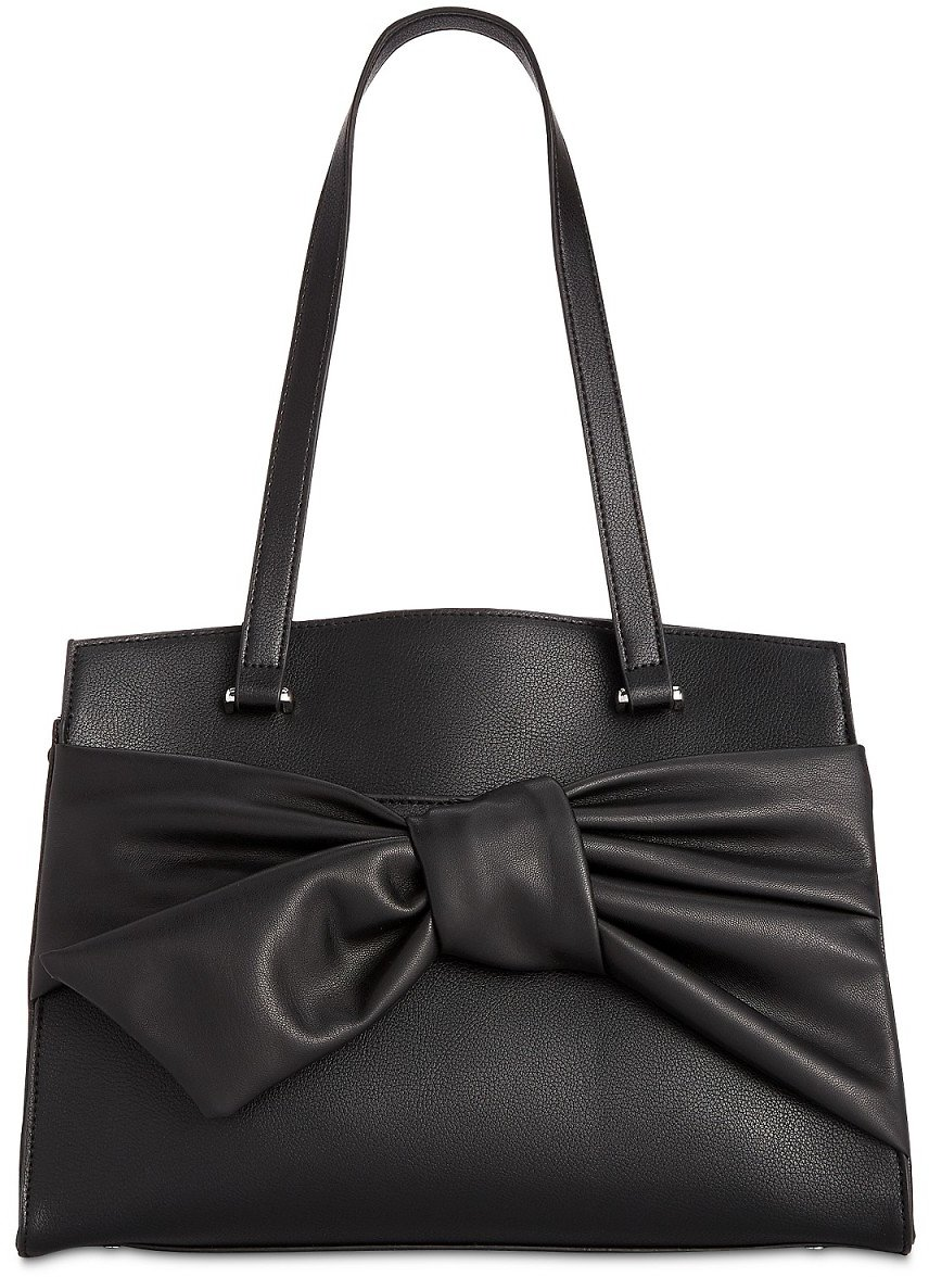 INC International Concepts I.N.C. Bowah A-Line Satchel, Created for Macy's