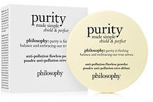 Purity Made Simple Anti-pollution Flawless Face Powder I Philosophy
