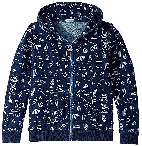 Downtown Hoodie (Toddler/Little Kids/Big Kids)