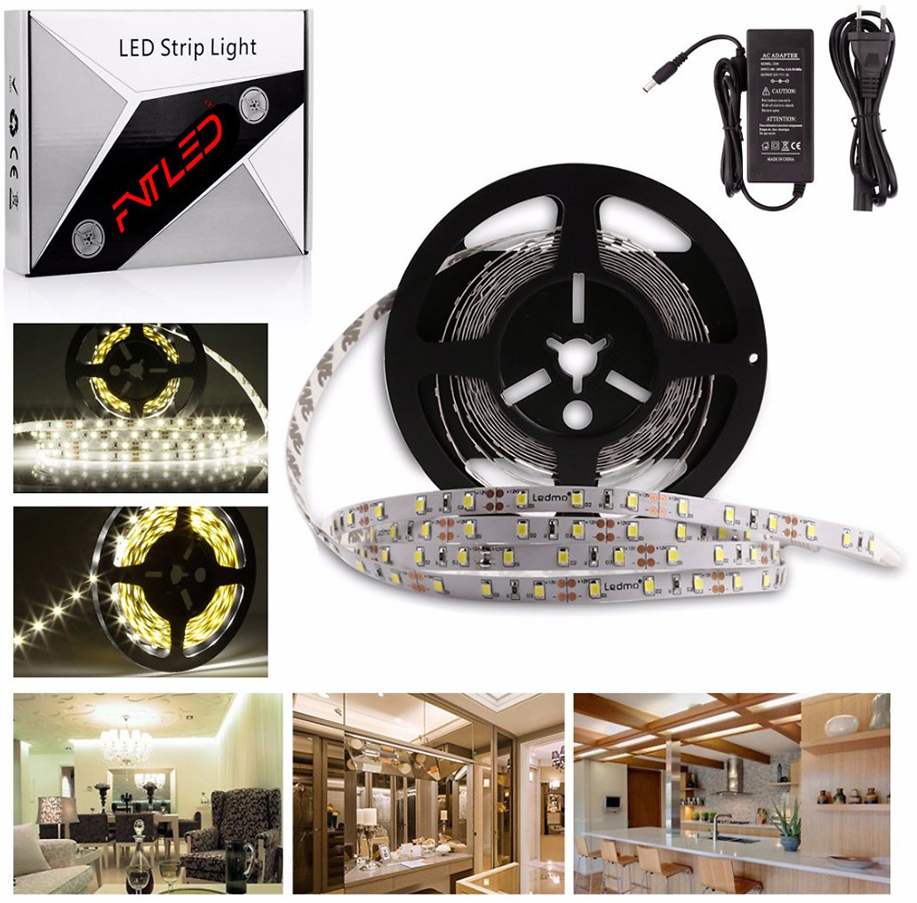 Dimmable Led Strip Lights Kit