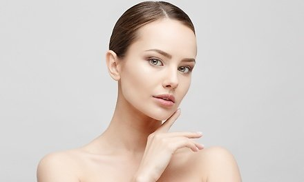 One or Three Microcurrent Facials with Anti-Aging Peptides At The Mindful Body (Up to 62% Off)