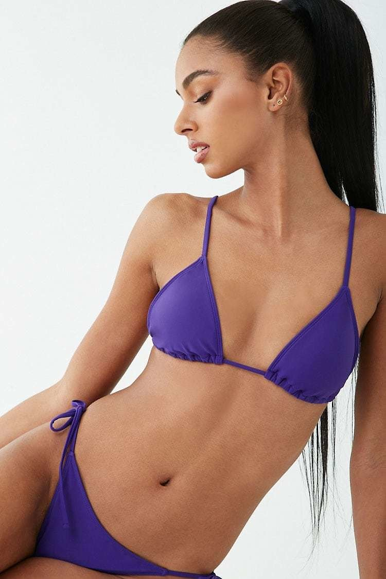 Triangle String Bikini Top | 42% OF