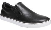Dr. Scholl's Men's Ode Leather Slip On Sneakers