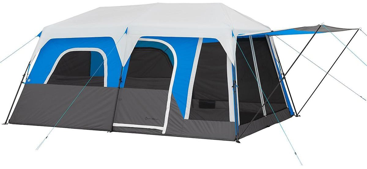 Member's Mark 10-Person Instant Cabin Tent with LED Lights - Sam's Club