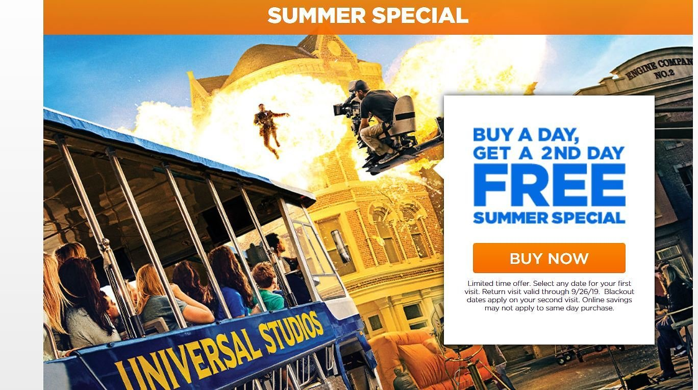 Universal Studios Hollywood | Online Exclusive!