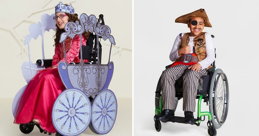 Wheelchair-Friendly Adaptive Halloween Costumes for Kids (Pre-Order Now)