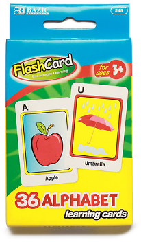 Now 89% Off - Alphabet Learning Cards