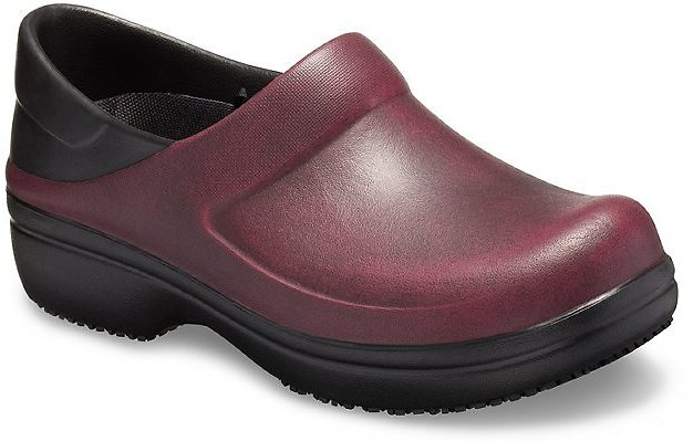 Buy 1, Get 2nd 50% Off Women's Neria Pro II Distressed Graphic Clog