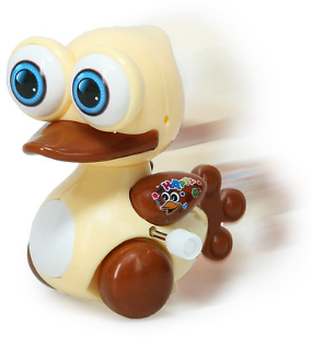 Now 68% Off - Wind-Up Duck Toy