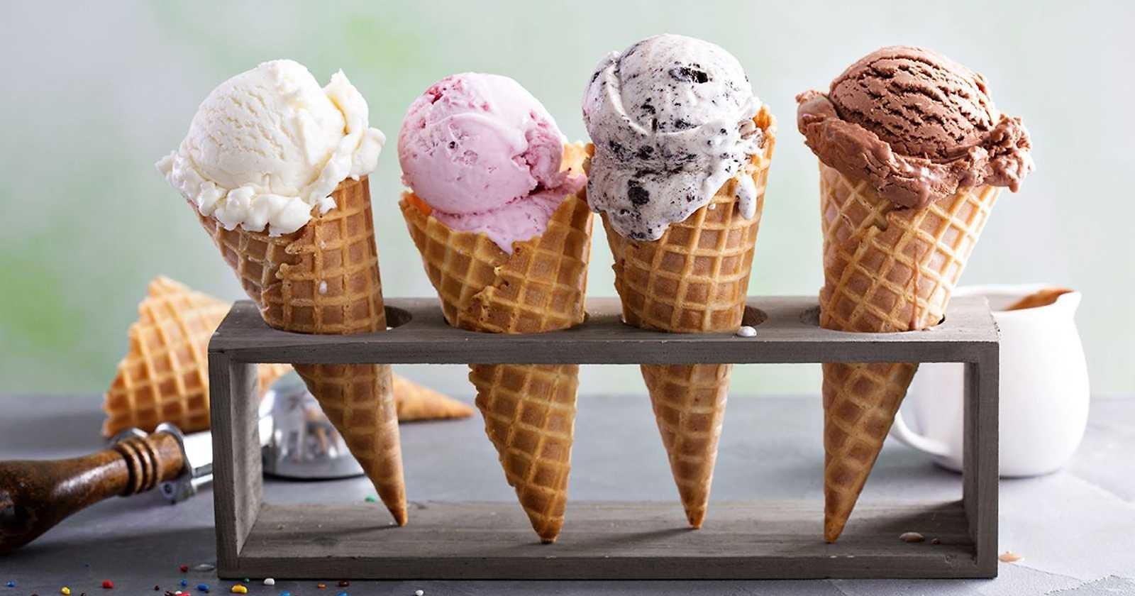 National Ice Cream Day Brings Free Ice Cream, Deals and Contests Sunday