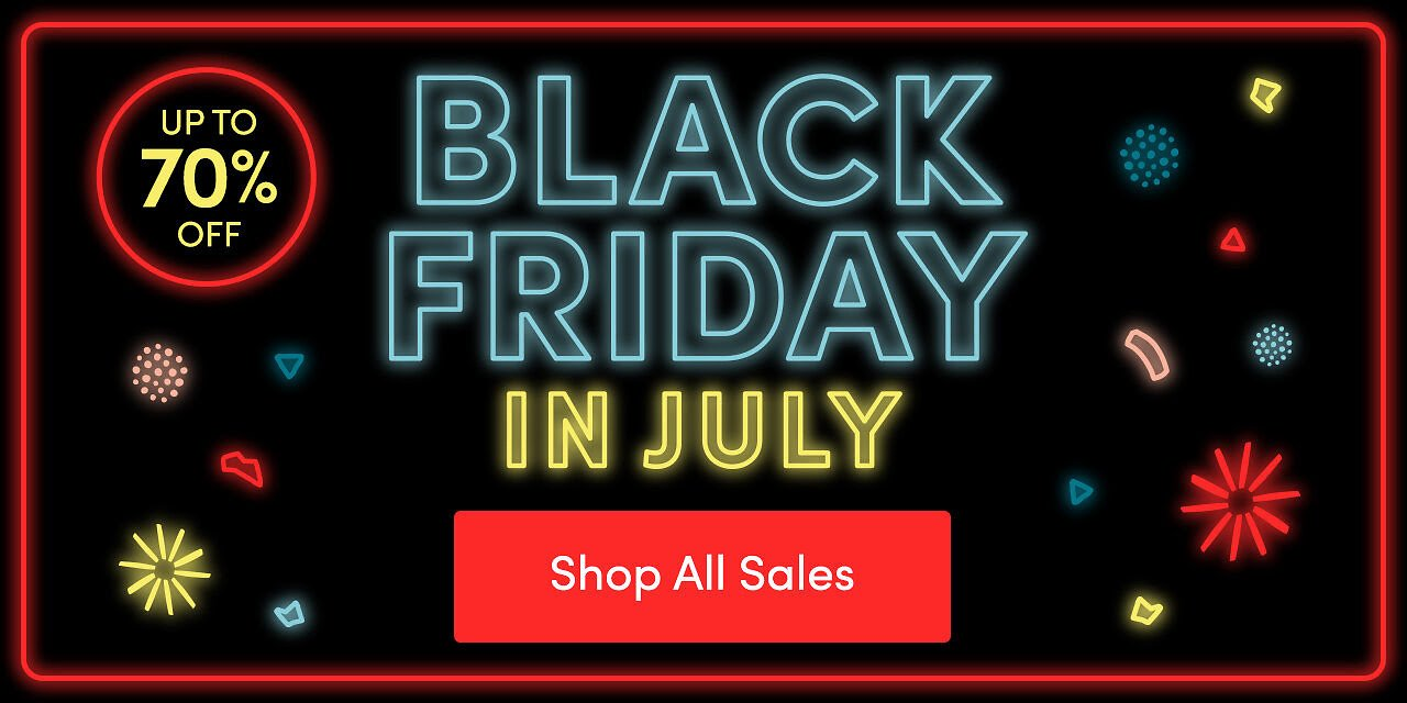 Up To 70% Off Black Friday In July Sale - Wayfair
