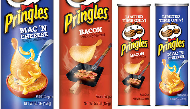 Mac N' Cheese And Bacon Pringles Spotted At Dollar General