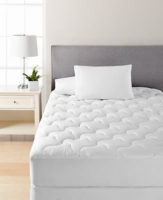 Martha Stewart Collection Dream Science Quilted Mattress Pad By Martha Stewart Collection, Created for Macy's & Reviews - Mattress Pads & Toppers - Bed & Bath