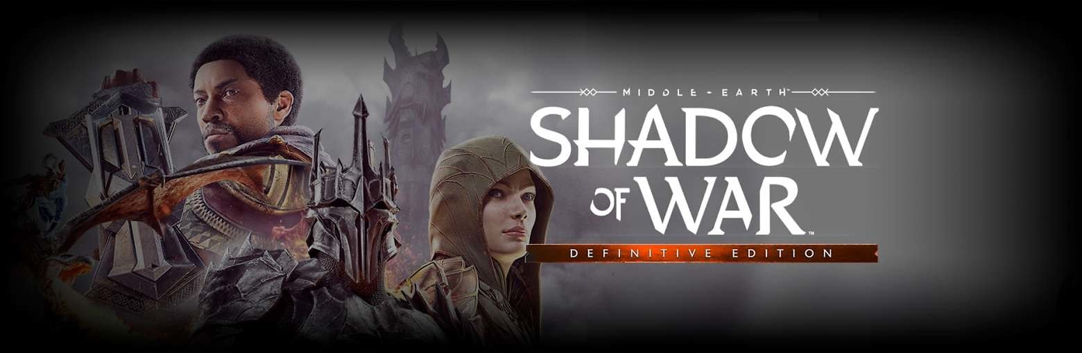 Middle-Earth: Shadow of War Definitive Ed.
