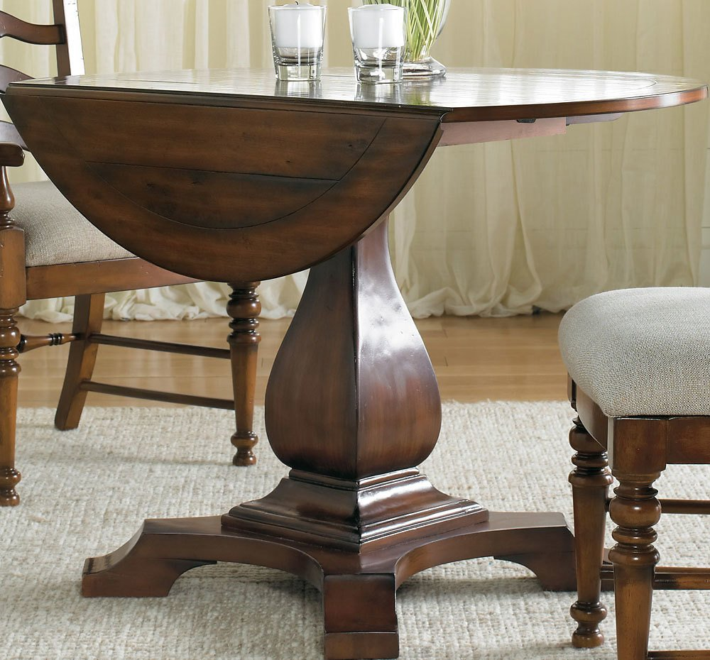 Hooker Furniture Distressed Antique Cherry Dining Room