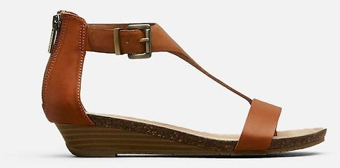 Kenneth Cole Great Gal T-strap Wedges - 3 Colors