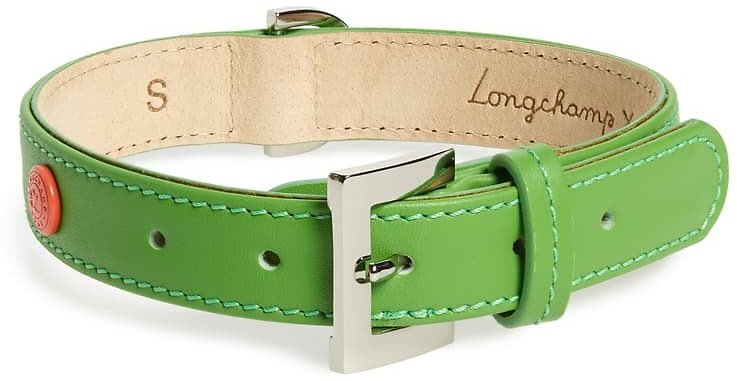 Now 33% Off - Longchamp X Clo'é Floirat Dog Collar