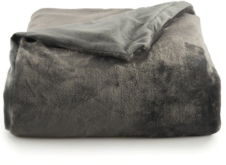Brookstone Calming Weighted Throw Blanket (15lbs)