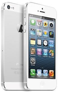 Apple Apple IPhone 5 64GB Factory GSM Unlocked T-Mobile AT&T Smartphone - White