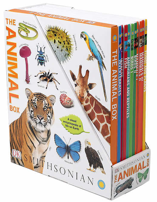 (Ships Free) The Animal Box: 10 Book Box Set