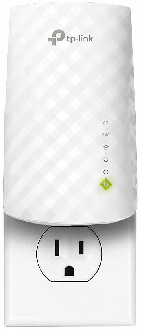 TP-Link Dual Band Wi-Fi Range Extender (Ships Free)