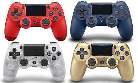 Sony DualShock Wireless Controller for PlayStation 4