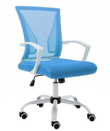 Modern Home Zuna Mid-Back Office Chair(Multiple Colors)