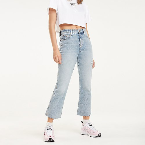 Sale+ Extra 40% Off High Rise Flare Fit Jean | Tommy Hilfiger