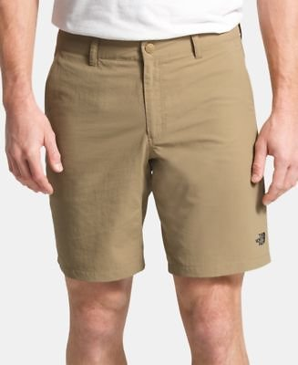 The North Face Mens Flat Front Adventure Shorts