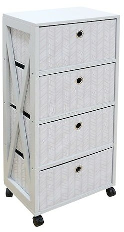 The Big One® 4 Drawer Storage Tower - Kohls (2 Colors)