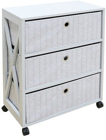 The Big One® 3 Drawer Storage Tower - Kohls (2 Colors)