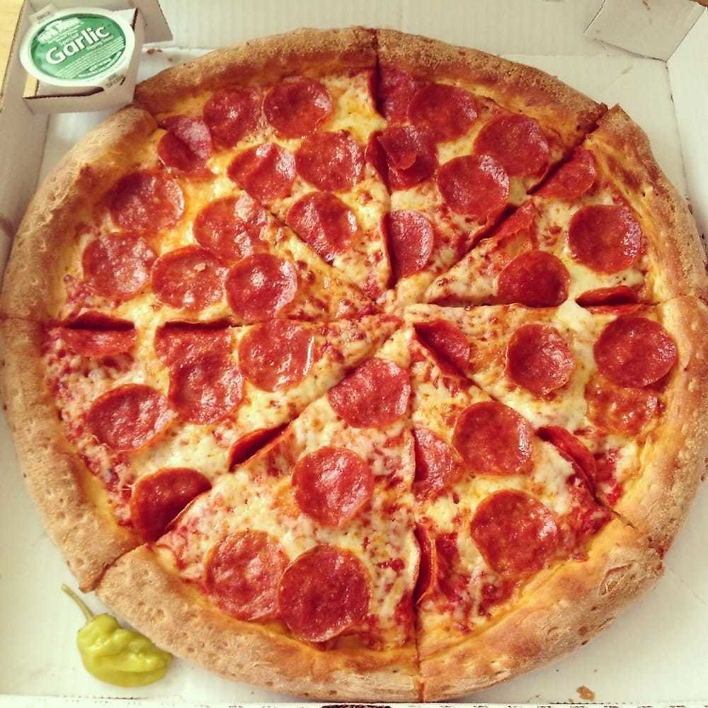 Today Only! 50% Off Papa John's Pizza