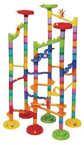 Deluxe STEM Marble Race 101 Pieces