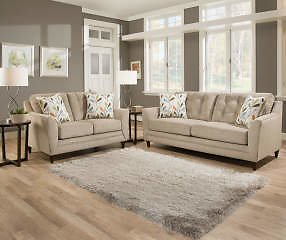 Avalon Tan Living Room Collection - Big Lots