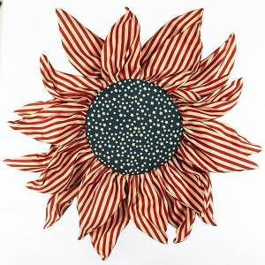 Home Accents Holiday 36 In. Americana Sunflower-2481150HD