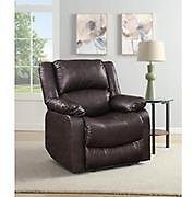 Relax-a-Lounger Lifestyle Solutions Fabric Pushback Recliner - BJ's Wholesale Club