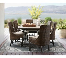 Member's Mark St. Anne 7-Piece Dining Set
