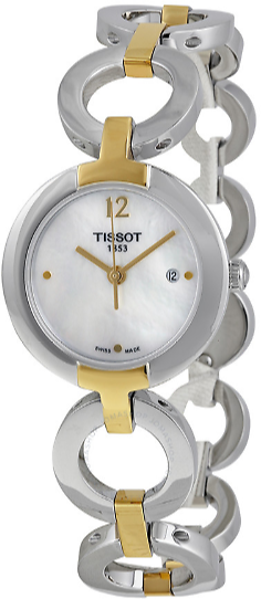 T-Lady Trend Pinky Mother of Pearl Dial Ladies Watch