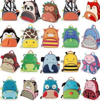 Skip Hop Animal Backpacks for Kids