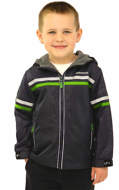 (Ships Free) London Fog Kid's Midweight Jacket - 2 Colors