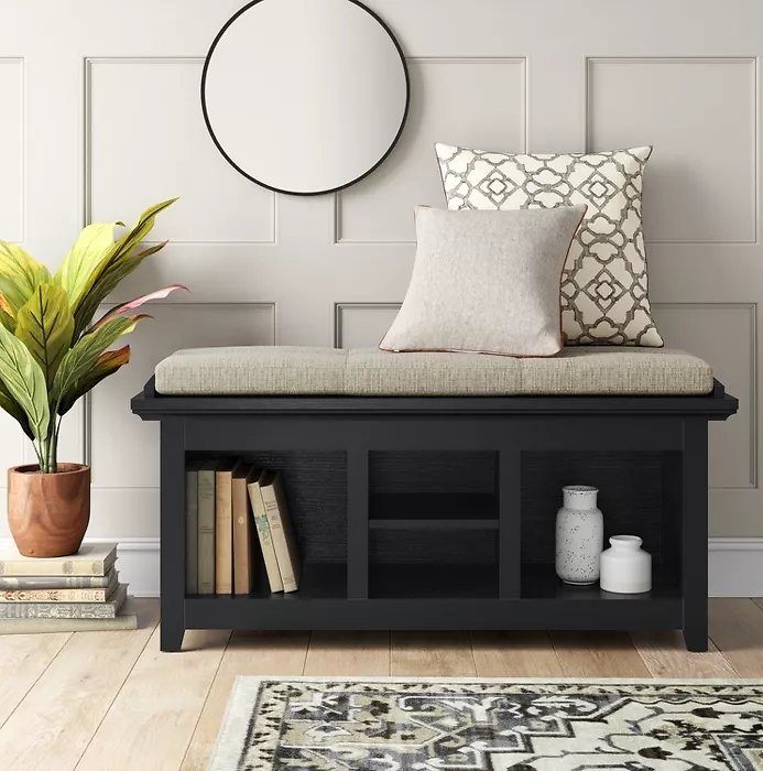 Target Carson Entryway Bench + Ships Free