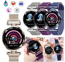 2019 Waterproof Women Lady Smart Watch Bracelet Sport Fitness Tracker Fashion US