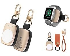 Portable Apple Watch Charger Wireless Magnetic Wireless For Apple Watch 1 2 3 4