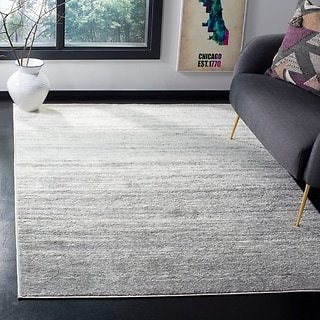 Safavieh Adirondack Vera Ombre Ivory / Silver Rug - 8' X 10'   Overstock.com Shopping - The Best Deals On Area Rugs