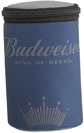 Budweiser® Insulated Can Coolers