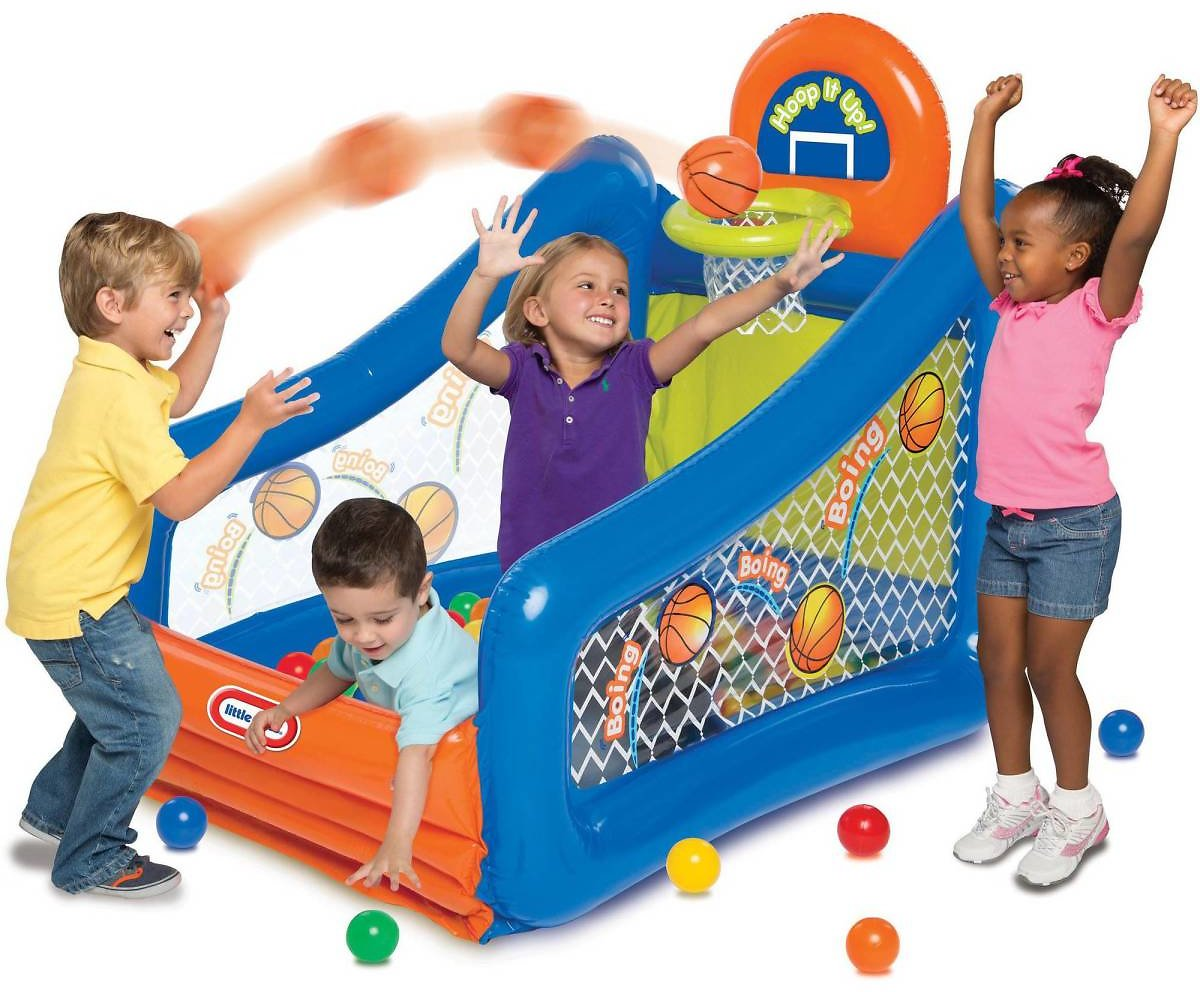 Little Tikes Hoop It Up! Play Ball Pit