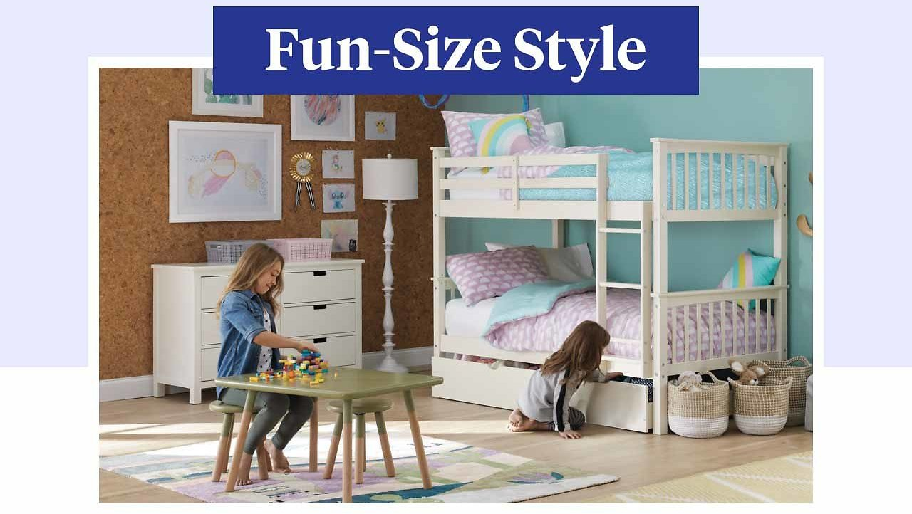Toddler & Kids Furniture, Clothing, Bedding and Room Decor